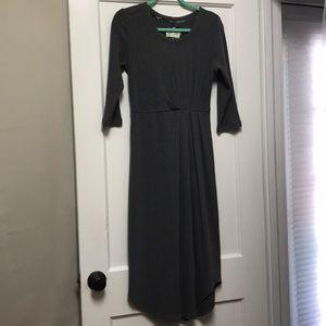 Dresses & Skirts - Grey midi dress
